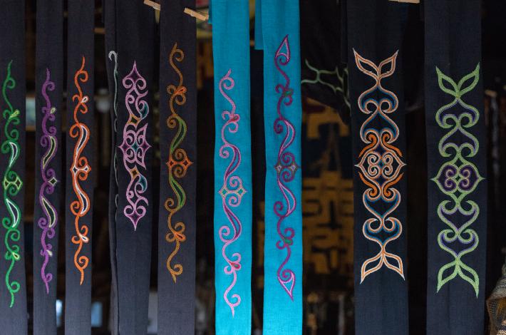 受け継いできた刺繍「チヂリ」 イメージ2